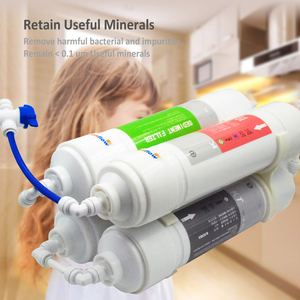 Image 3 - Coronwater filtr do wody 4 etapy przenośny System ultrafiltracji filtr wody pitnej PUI 4