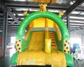 New Cute Land rental service cheap inflatable slides for sale