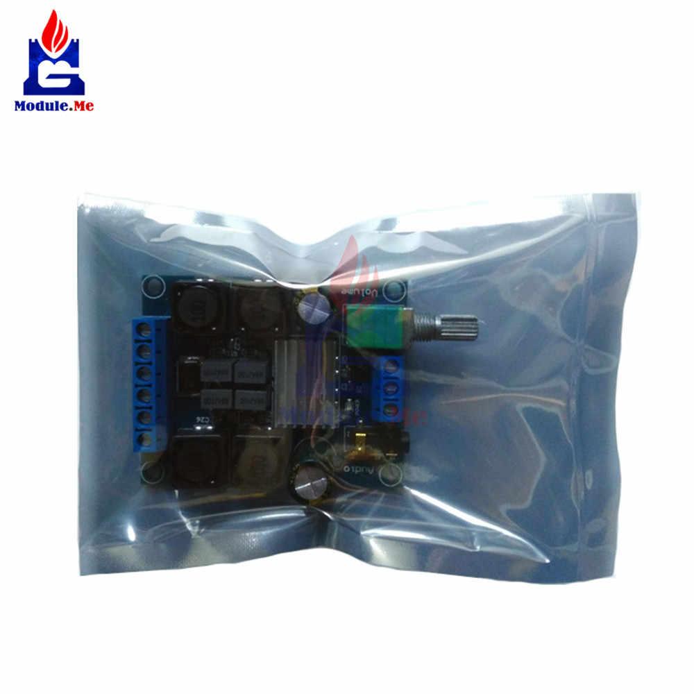 50Wx2 TPA3116 D2 Dual 2 канала DC 4,5-27 V Цифровой Мощность усилитель доска двухканальный стерео, и он имеет высокую эффективность Защита от неправильной полярности