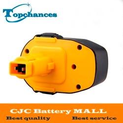 New 18V 3000mAh Replacement Power Tool Battery for Dewalt DC9096 DW9096 DE9095 DE9096 DE9098 DW9095 DW9096 DW9098 DE9503