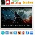 10 дюймов 3 Г 4 Г LTE tablet pc Окта ядро 1280*800 5.0MP 4 ГБ 32 ГБ Android 5.1 Bluetooth GPS 7 9 10 MID tablet DHL Бесплатно