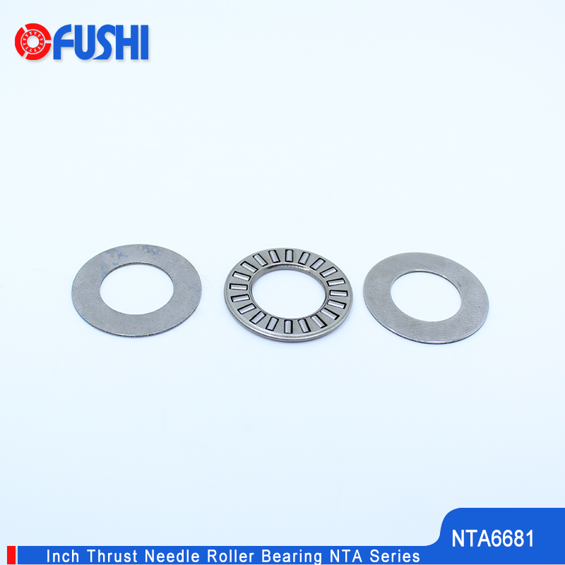 NTA6681 + TRA Inch Thrust Needle Roller Bearing With Two TRA6681 Washers 104.78*128.75*3.17mm 5Pcs TC6681 NTA 6681 Bearings thrust needle roller bearing with two washers axk140180 2 as 140180 size is 140x180x7mm page 7