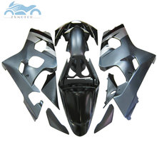 Verkleidung kits für SUZUKI 2004 2005 GSXR 600 R750 sport verkleidungen kit 04 05 GSXR 750 GSXR 600 K4 K5 gun grau körper kits