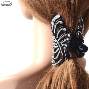 Ladies Women Hair Jewelry Larg