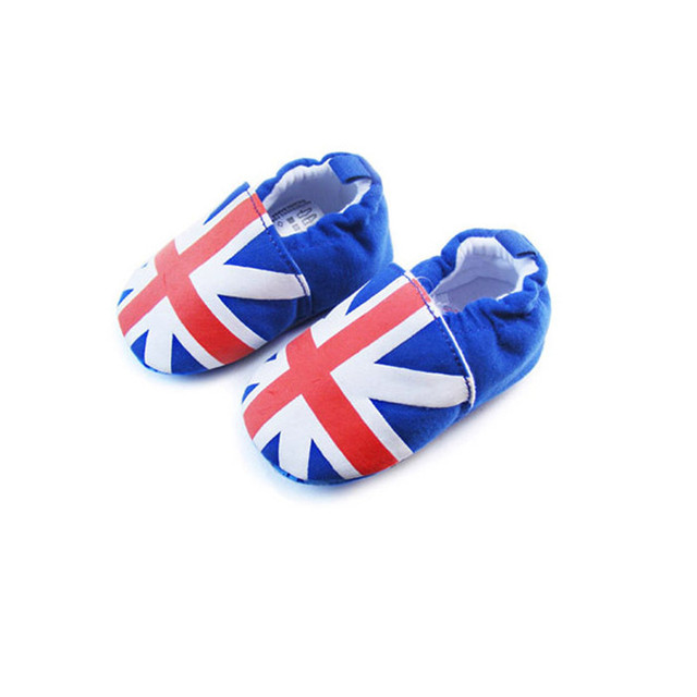 49c969fbf Online Shop 2017 Hot Sale New Union Jack Flag Baby Shoes Toddler Shoes  Fashion Design First Walkers Soft Bottom Cloth Shoes Free Shipping |  Aliexpress ...