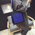 New fashion women handbags PU leather Patchwork shoulder bag crossbody bags day clutch casual girl's vintage messenger bag bolsa