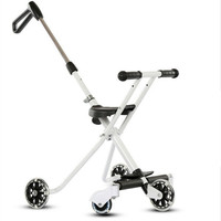 Детская пять колесных детская анти опрокидывание Портативный складной автомобиль Мамам и детям Физическая активность Детские коляски лег