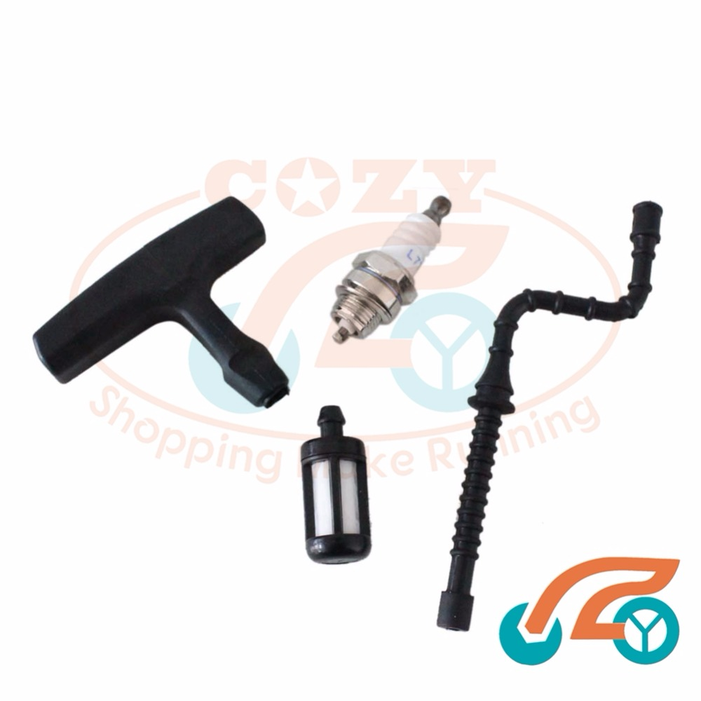 hight resolution of fuel line fuel filter spark plug fit for stihl 034 034av 034 super 028wb 028av 028 in chainsaws from tools on aliexpress com alibaba group
