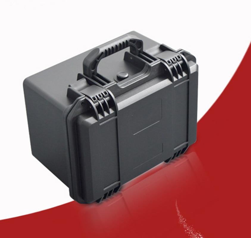 Hard Plastic Waterproof Suitcase Tool Case With Pre-cut Foam