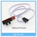 1 pcs limite de controle de luz Optical encosto Optical Switch para impressoras 3D RAMPS 1.4 com frete grátis para 3D de impressora peças