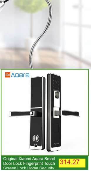 Back To Search Resultsfurniture The Cheapest Price Original Xiaomi Aqara Smart Door Touch Lock Zigbee Connection For Home Security Anti-peeping Design Support Ios Android On Sale With The Most Up-To-Date Equipment And Techniques