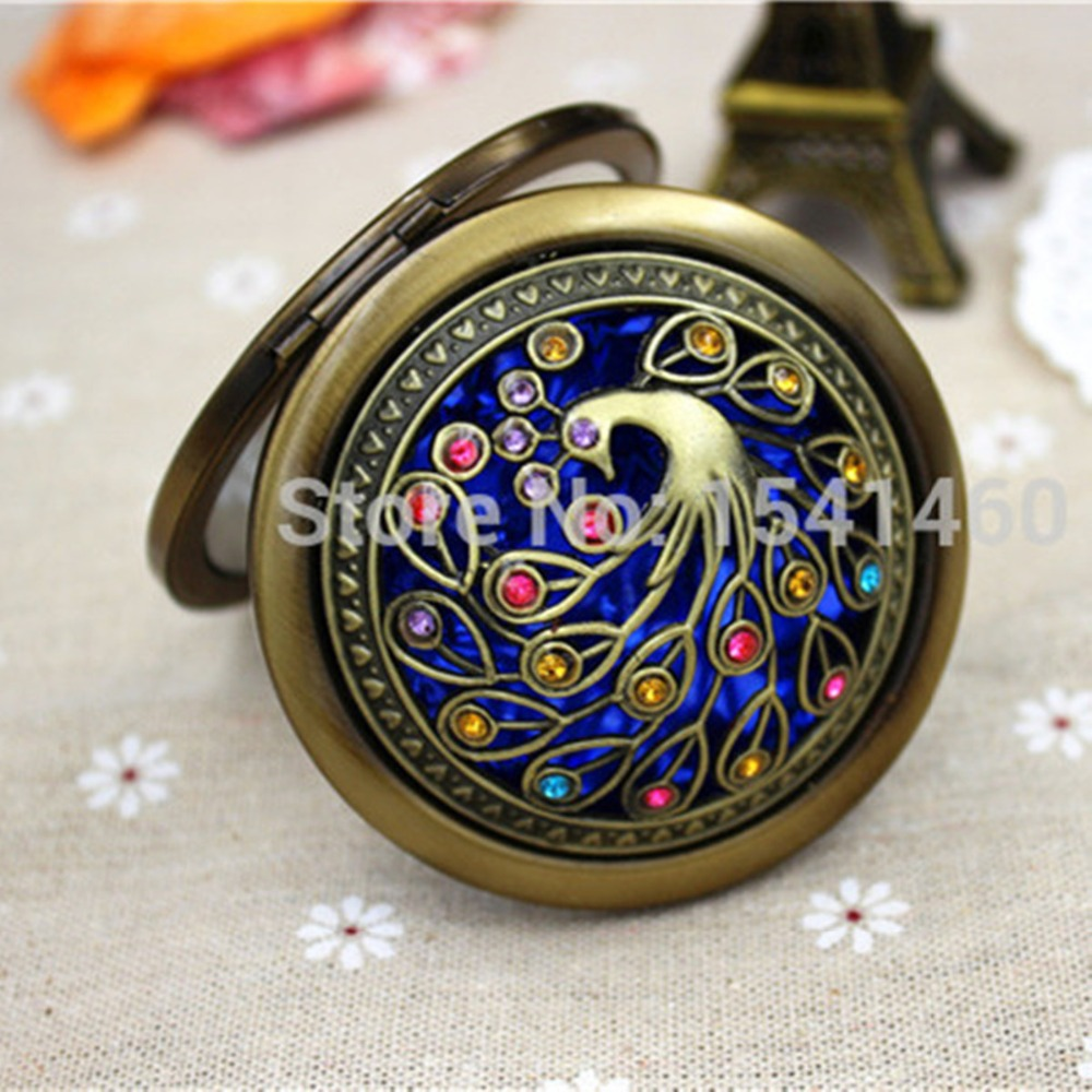 Women Pocket Chic Retro Vintage Style Butterfly Makeup