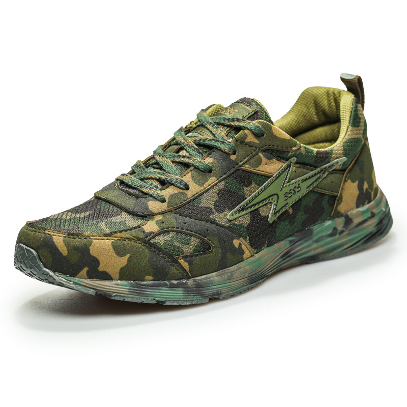 ФОТО Outdoor Cover Shield Soldier Military Enthusiasts Forest Camouflage Digital Forestry Running Shoes For Military Training Sneaker