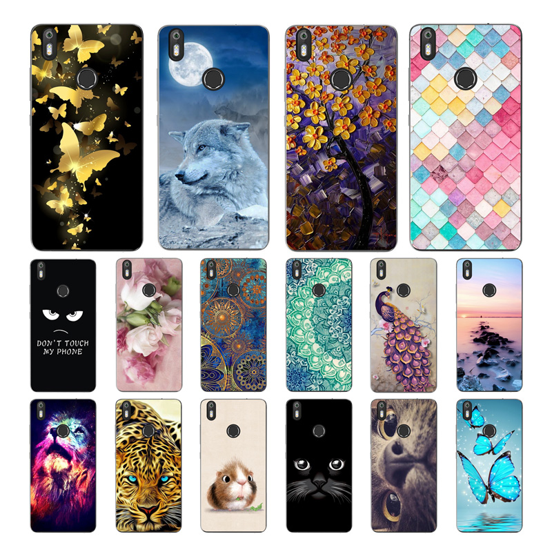 For BQ Aquaris X PRO 5.2 Case Cover, Soft Silicone Back Cover Phone