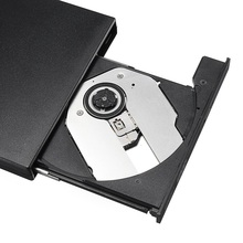 Professional USB 2 0 External CD DVD Combo CD RW Drive Burner Writer For Notebook PC