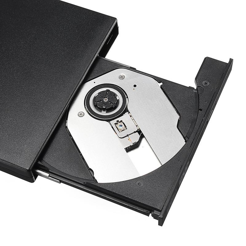 Professional USB 2 0 External CD DVD Combo CD RW font b Drive b font Burner