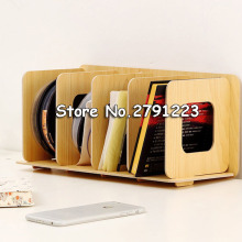Простые книжные полки DIY дисковые стеллажи деревянные DVD стеллажи для спальни полки для хранения книжный шкаф Boekenkast