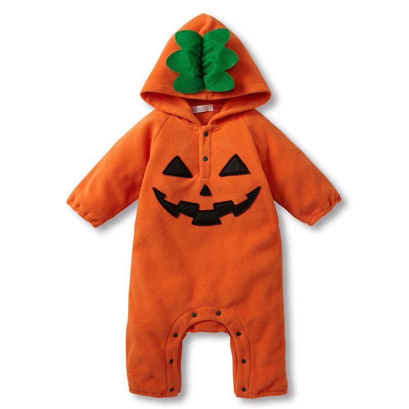 Baby Rompers Halloween Baby Girl Clothes Spring Newborn Baby Clothes Cotton Baby Boy Clothing Roupas Bebe Infant Jumpsuits baby rompers infant cotton long sleeve baby clothing baby boy girl wear newborn bebe overall clothes