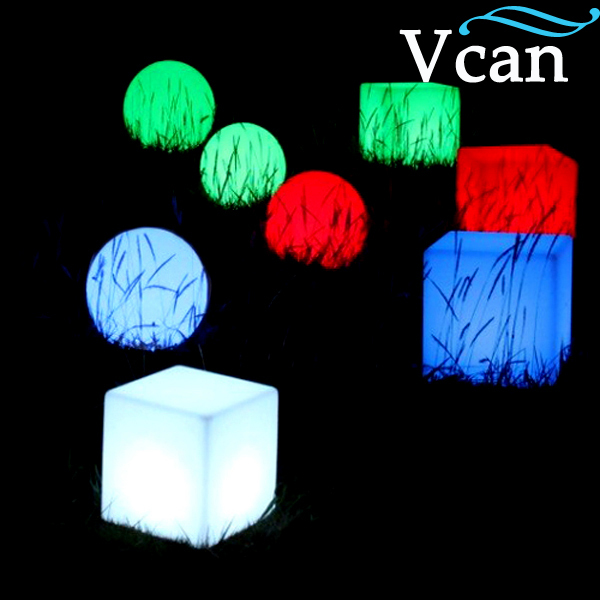 Nice remote control rechargeable lithium battery LED Cube Light Lamp For Party VC-A300 converse кеды converse all star модель 0063431