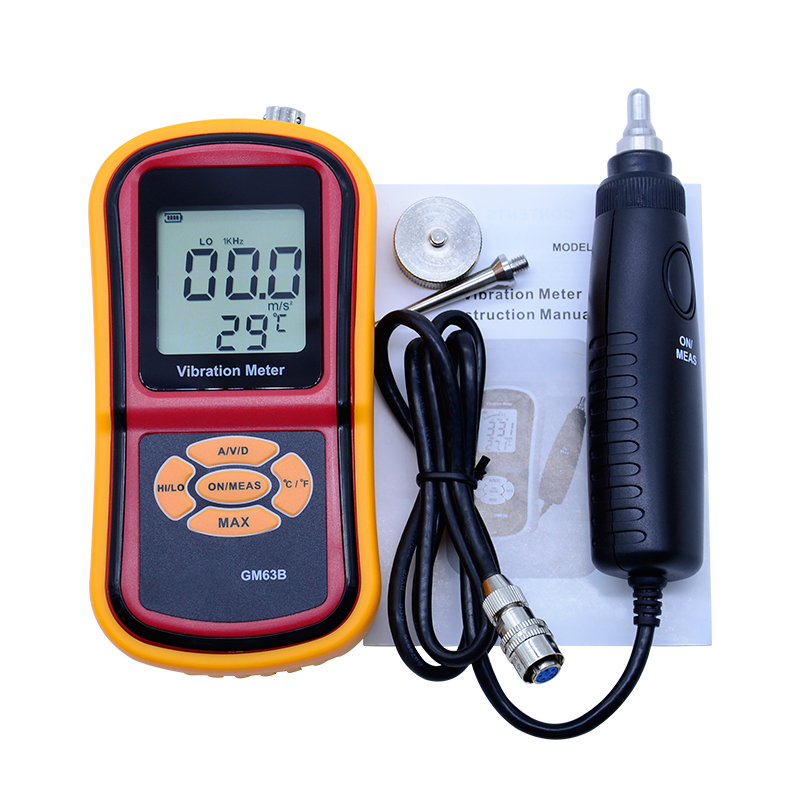 vibration measurement instruments Vibration meter a vibration meter is used in manufacturing for machine condition monitoring, product testing and quality assurance many machine maintenance.