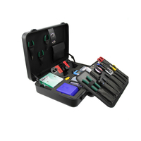 KomShine KFS 40E Basic Fiber Optic Tool Kit with FC 6S Cleave/Fusion Splicing Toolkit/Herramientas de Fibra Optic