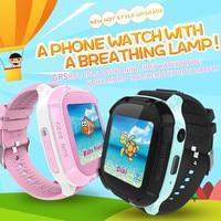 Kids Smart Watch Wrist Fashion New GPS Tracker for Boys Girls with Camera SIM photo life waterproof SOS phone sports alarm clock