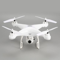 RC Drone Toys S20W FPV 720P/1080P Camera Selfie Altitude Hold Headless Mode Auto Return Takeoff/Landing Hover GPS RC Quadcopter
