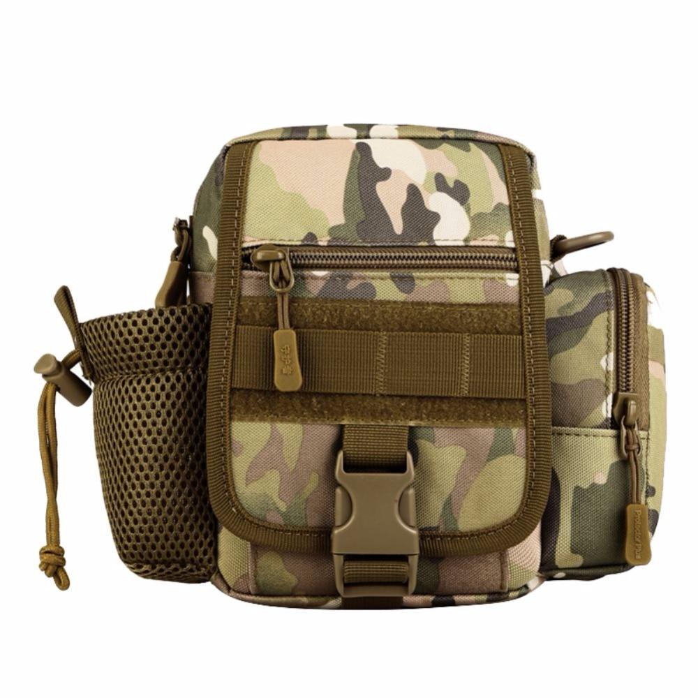 2018Protector Plus Vertical Style Cycling Outdoor Climbing Military Tactical Rucksacks Sport Camping Hiking Trekking Waist Bag