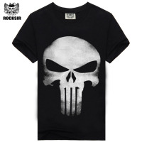 New Design Male Novelty Men T Shirt Fashion Cotton O Neck Hip Hop T Shirt