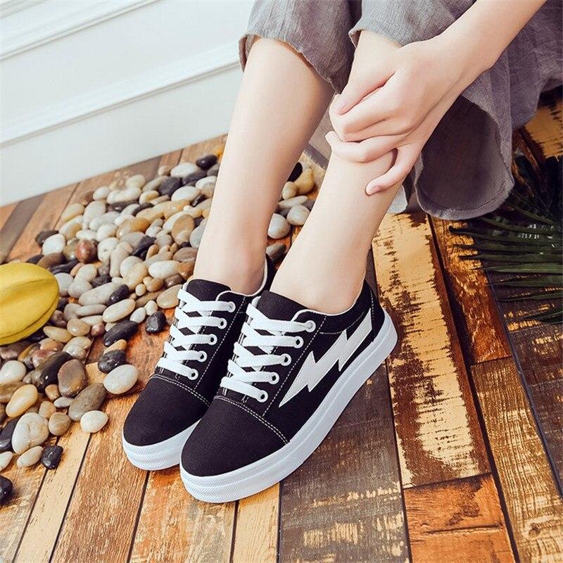 Solide D'été Couleur Femme Pu Chaussures Casual up 3 1 Et Femmes Cuir Dentelle 2 Tenis Sneakers S0272 Feminino Printemps Blanc Plat 5O7Wq4pB