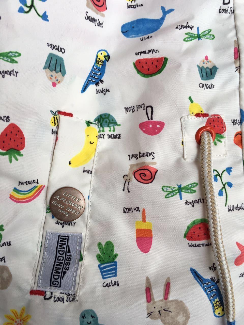 Kids Cartoon Fruit Print Jackets (5)