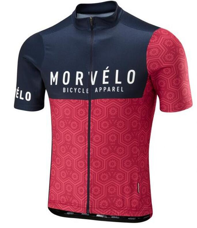 5963332fa 2018 Custom Morvelo short sleeve cycling jersey summer bike cycle quick dry  clothing men women