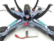 X5HW Quadrocopter with Camera