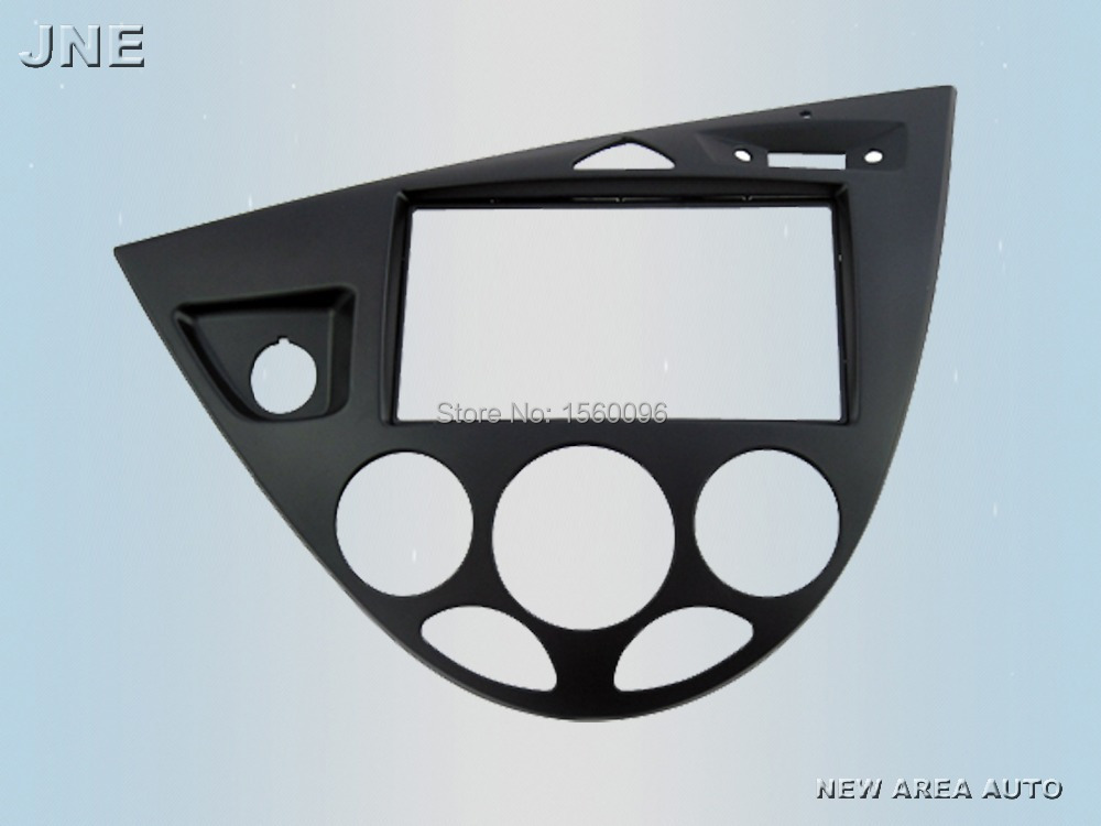 Double Din Stereo Panel For Ford Fiesta Focus Fascia Radio Rhaliexpress: 2000 Ford Focus Double Din Radio Installation Kits At Elf-jo.com
