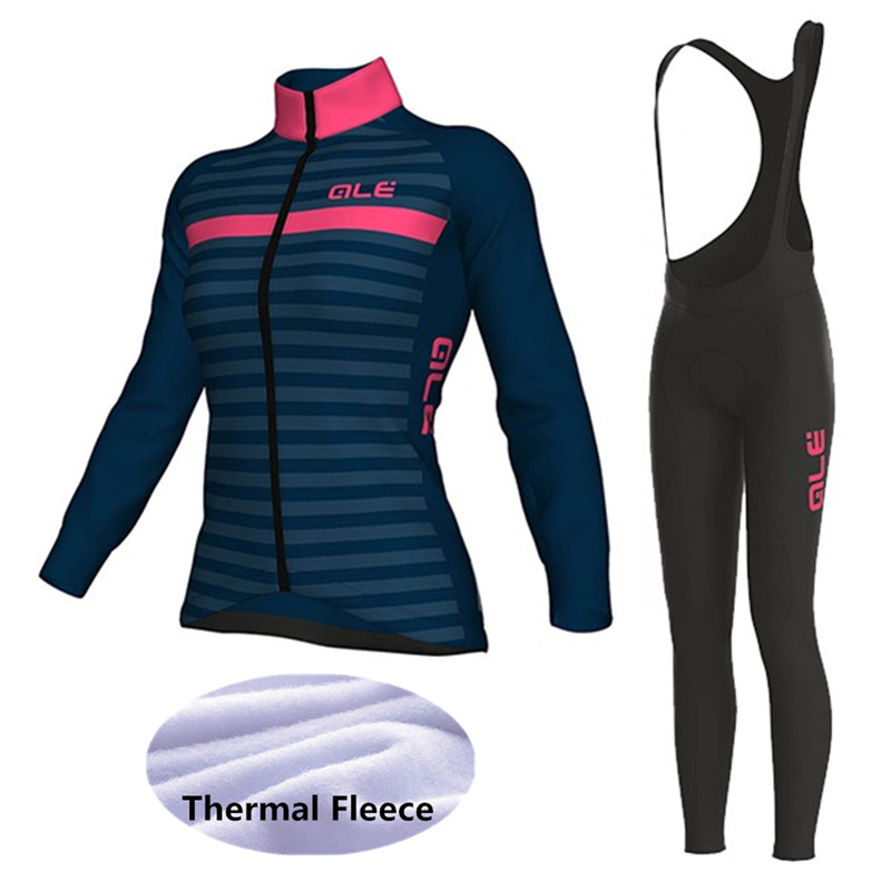 2018 Women Thermal Fleece FUQVLUN Cycling Jersey Winter Bike Wear ALE Ropa Ciclismo Invierno Hombre MTB Bicycle Clothing -7Q3D st peter s golden ale