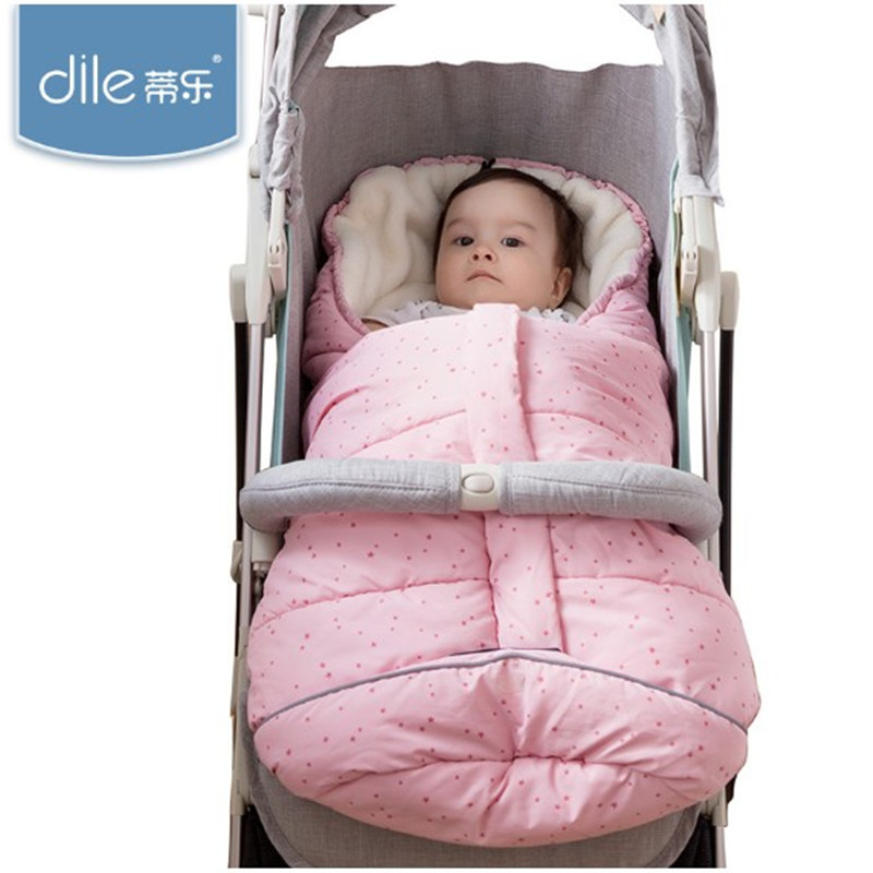 thickening new born baby stroller sleeping bags foot muff for stk dsland hot mom stroller all can use stroller accessories