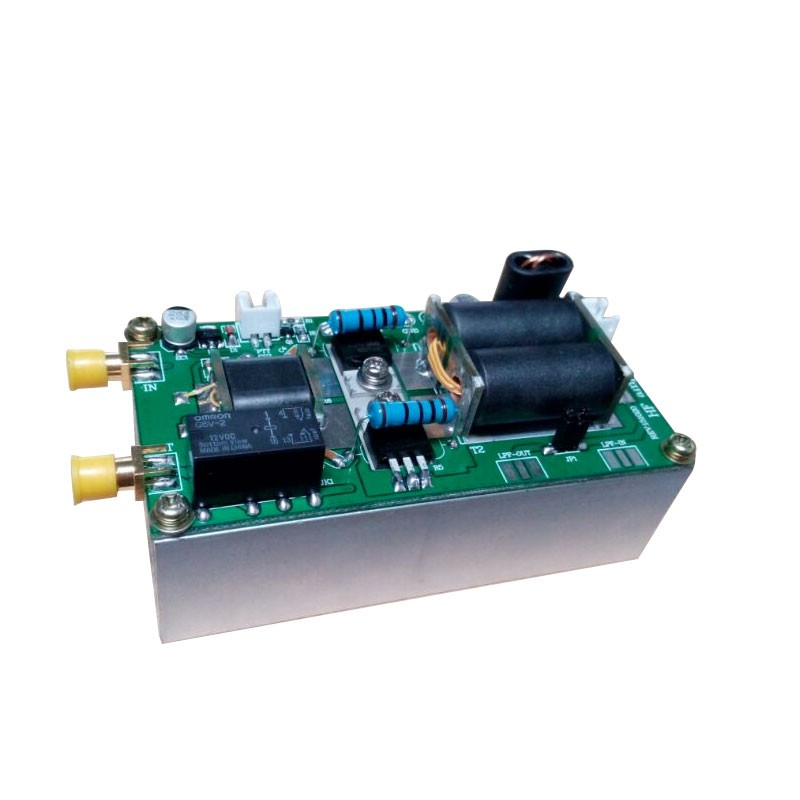 70w MINIPA70 HF Power Amplifier High Frequency Power Amplifier finished for FT-817