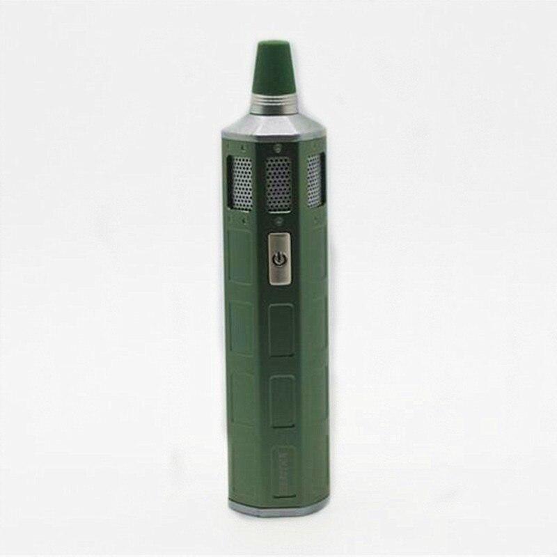 Electronic cigarette Herbstick O2 Herbal Vaporizer 0.5-1.0 ohm 2200mah battery Variable temperature dry herb e cigarette Kit