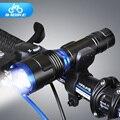 Inbike bicicleta luz com suporte da tocha led acessórios da bicicleta luz da frente da bicicleta ciclismo lanterna zoom q5 il779