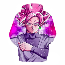 Dragon Ball Super 3D Sweaters Hoodies 2019 (Set 3)