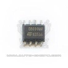 35080 080D0WQ чип EEPROM для BM приборной панели