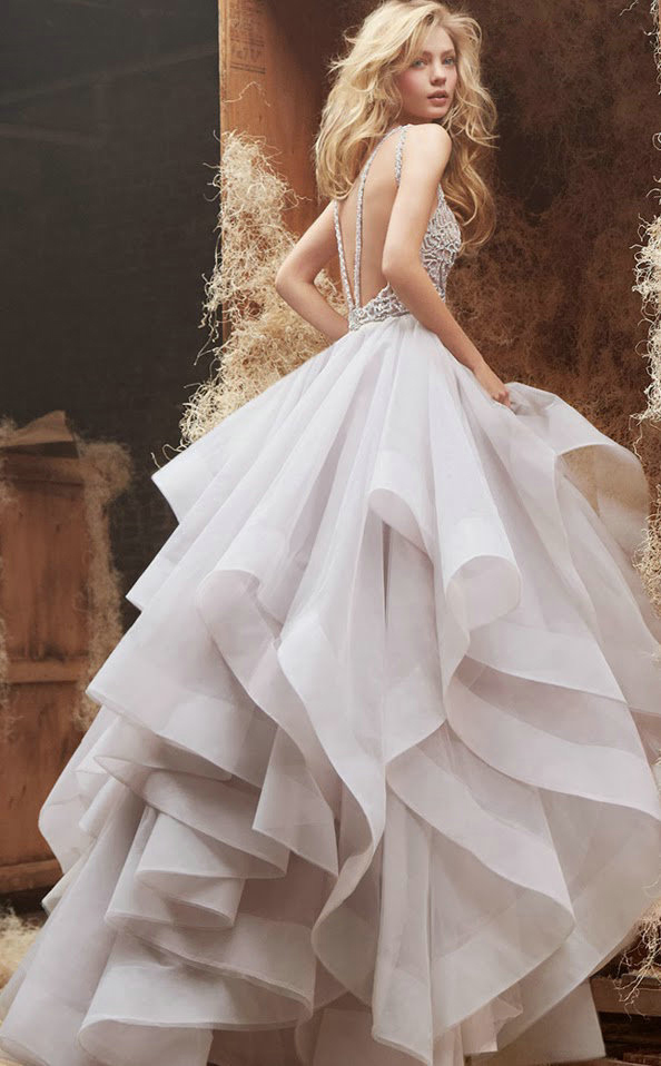 Collection Elegant Bridal Gowns Pictures - Weddings Pro