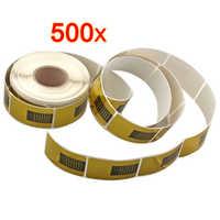 HTHL 500 X Nagel Formen Werkzeug für Acryl UV Gel Tipp Erweiterung