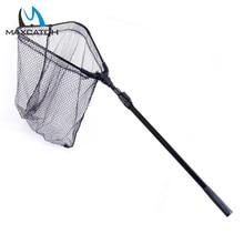 Maxcatch New Folding Carp Fishing Net Landing Net  with Telescoping Handle