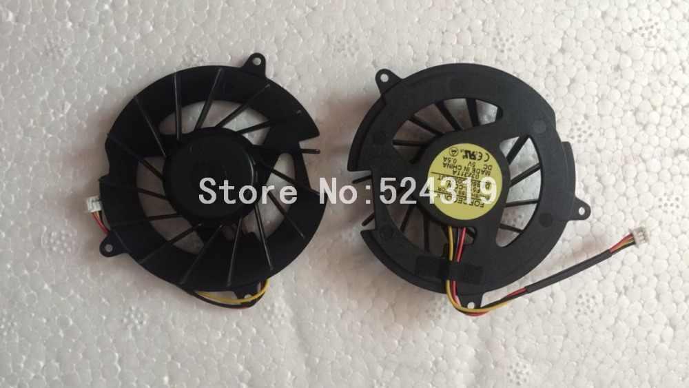 Yeni laptop fanı HP C300 C500 V5000 V5100 V5200 DV5000 DV5100 DV5200 DV8000 AD5805HX-TB3 XY86 3 PINS