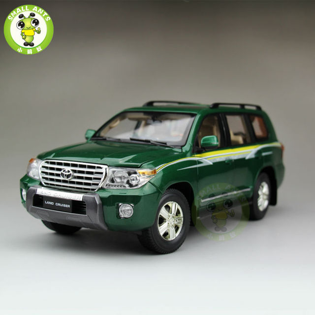 1 18 Scale Toyota Land Cruiser Lc200 Cast Suv Car Model Toys For Gifts Collection