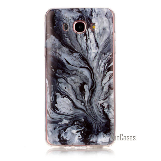 factory price 714ad 12c6f Phone Cases For Samsung Galaxy J7 2016 J710 Case Marble Stone image Painted  Cover Mobile Phone Bags & Case For Samsung J710-in Fitted Cases from ...