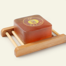 Green health soapberry soap Handmade manufacture Oil control Cleanser