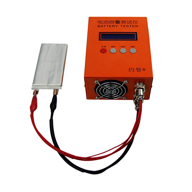 Lithium iron A20 lithium battery, power battery, charge discharge cycle, electronic load, battery capacity testing instrument tec 02 battery capacity testing instrument nicd and nimh lithium iron battery mobile power measuring instrument