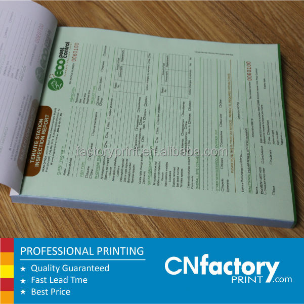 a5 triplicate invoice book manifest sales receipt note docket